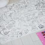 Ариэль гигантская раскраска Днепр, Кривой Рог