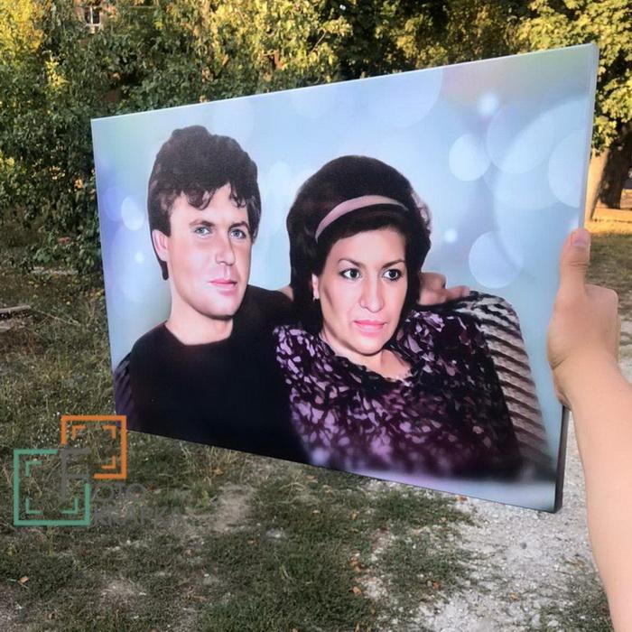 Дрим-арт по ретро фото Украина