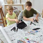 Огромная раскраска покемон для детей