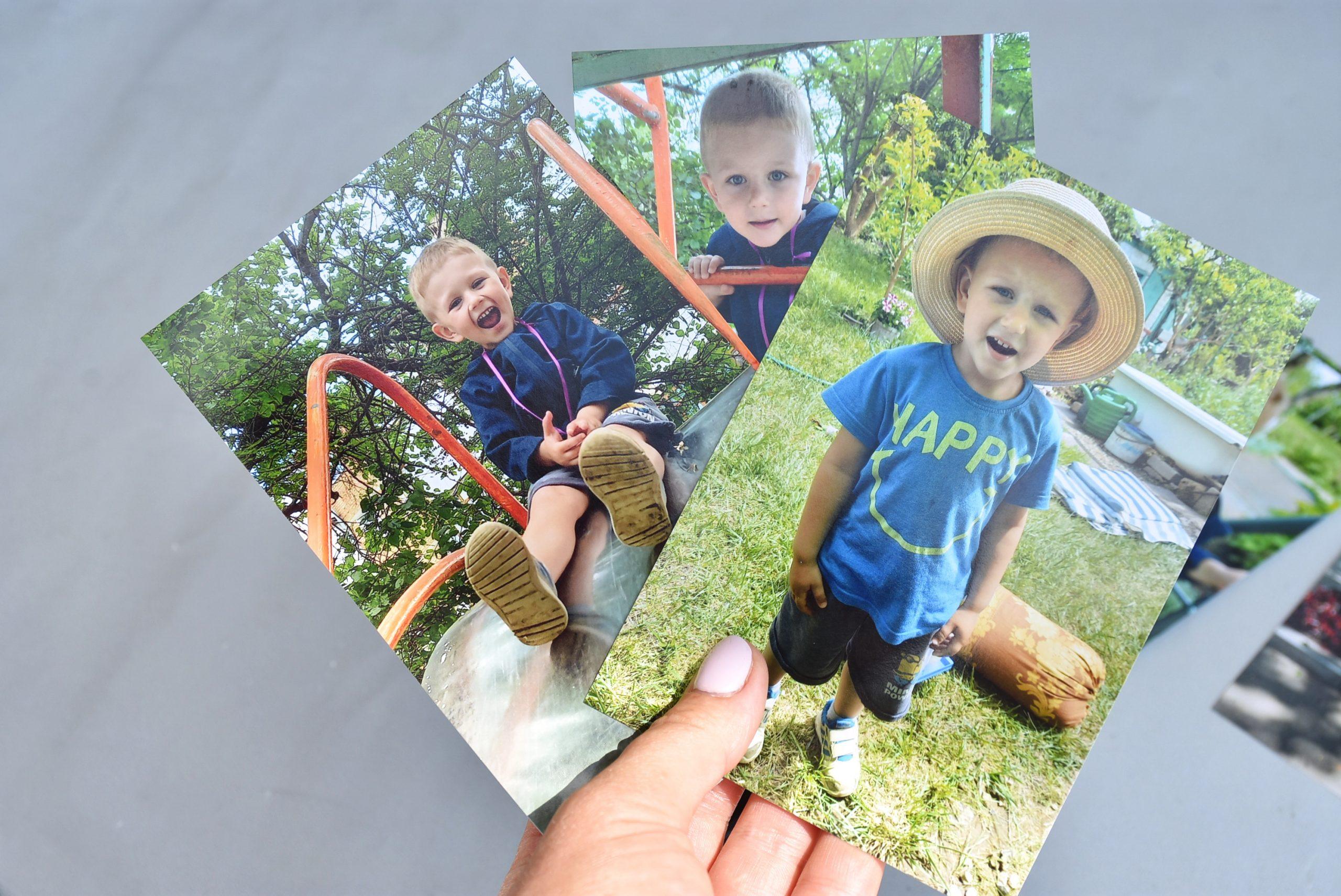 печать фото с детьми Харьков