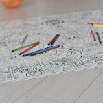 Литл Пони гигантская раскраска поиск предметов