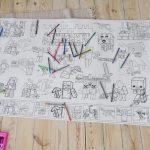 Майнкрафт гигантская раскраска Киев