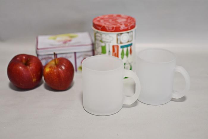 печать на чашках стеклянных белых грн