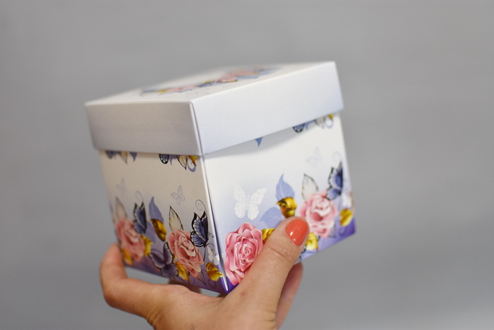 подарочные коробочки для чашек Днепр