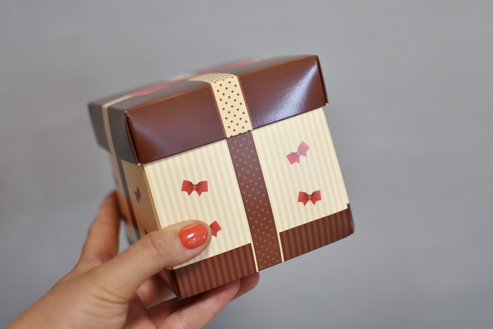 подарочные коробочки для чашек Киев