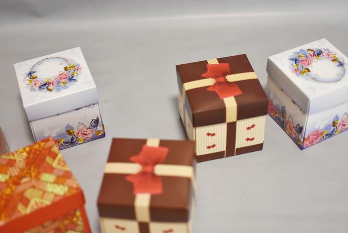 подарочные коробочки для чашек Одесса
