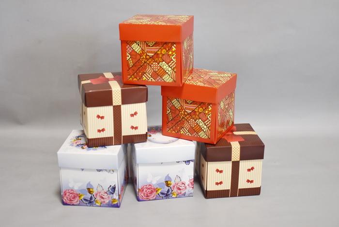 подарочные коробочки для чашек Украина