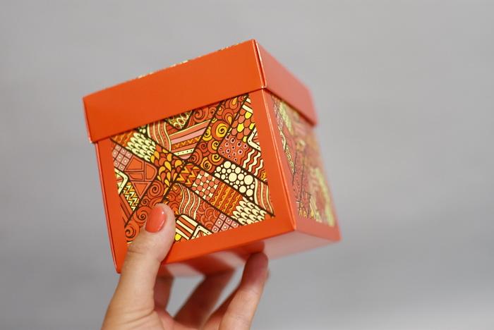 подарочные коробочки для чашек Запорожье
