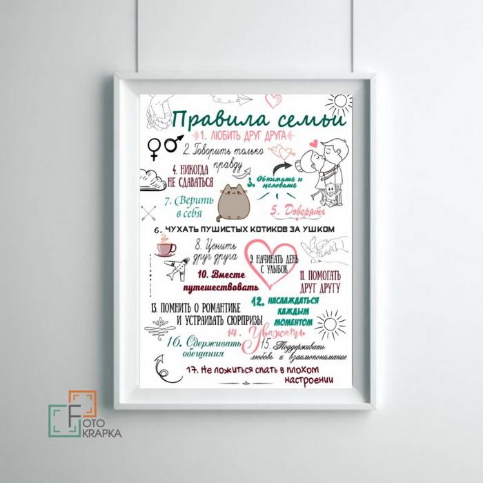 Правила семьи Николаев