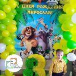 фотозона Мадагаскар Харьков