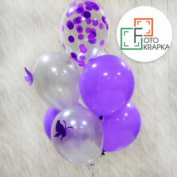 Гелиевые шарики в Харькове 9
