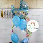 шарики на выписку Харьков