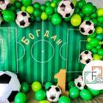 Фотозона футбол Харьков
