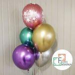 Гелиевые шарики новые дома Харьков