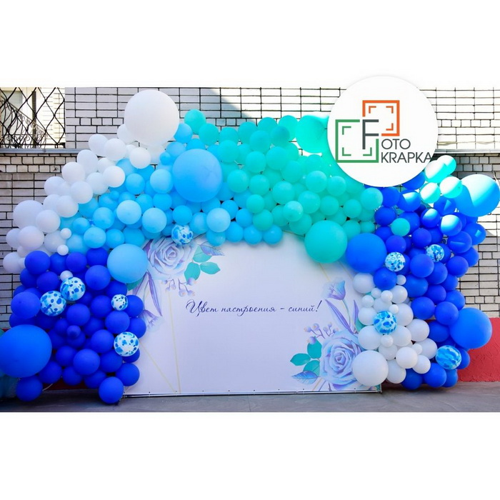 Декорирование шарами Харьков 3