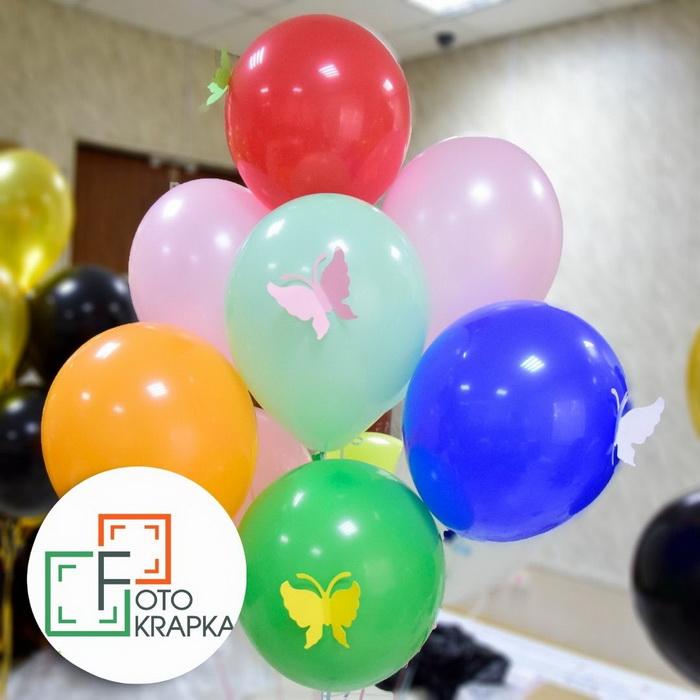 Гелиевые шарики в Харькове 6
