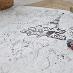 Велика гігантська розмальовка Леді Баг купити