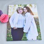 Картина на полотні мама і донька