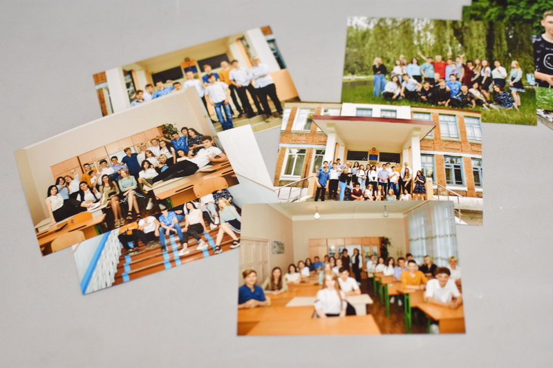 Друк фотографій онлайн Вінниця