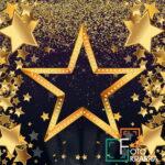 Фотозони на випускни велика зірка