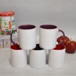 чашка на замовлення кольорова Київ