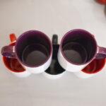 чашка на замовлення кольорова Вінниця