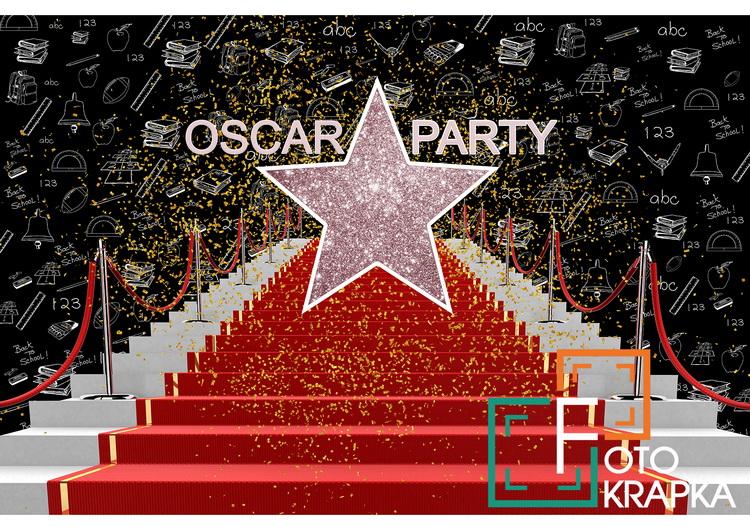 Фотозона на церемонию Оскар красная дорожка
