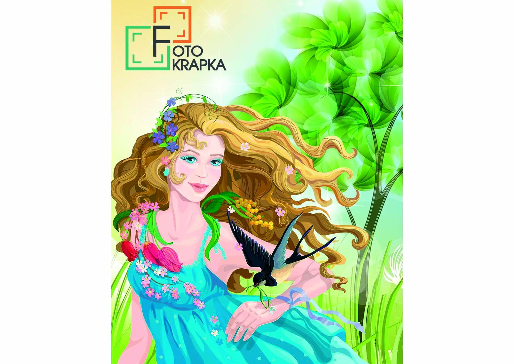 фотозона принцессы Украина