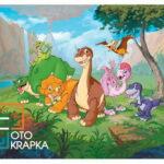 Фотозона динозавры Кривой Рог
