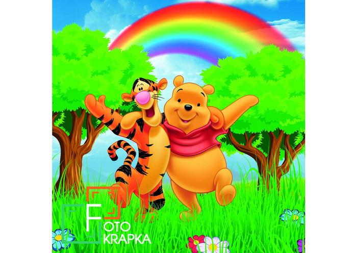Фотозона Винни Пух Украина
